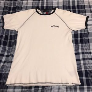 Vintage Tommy Jeans T Shirt (Men's Small)